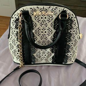 Betsey Johnson Mini Lace Bag